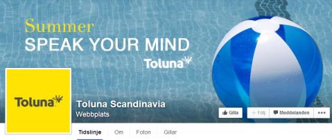 toluna facebook