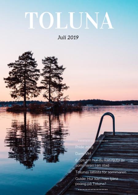 SE July Magazine